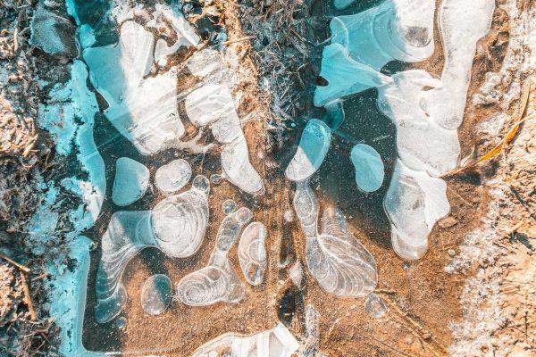 Sandbubbles